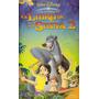 El Libro De La Selva 2 Walt Disney Vhs Original Infantil