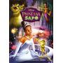 Dvd Original   La Princesa Y El Sapo   Clasicos Disney