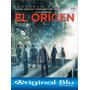 El Origen - Christopher Nolan - Di Caprio - Blu Ray Original