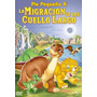Dvd Pie Pequeño Y La Migracion De Los Cuellos Largos