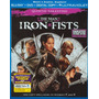 Blu-ray Man With The Iron Fists / Hombre Con Puños De Hierro