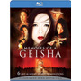 Blu-ray Memoirs Of A Geisha / Memorias De Una Geisha