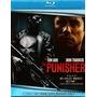Bluray - El Castigador - The Punisher - John Travolta