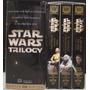 Star Wars Box Vhs Trilogía Remasterizados Imp México