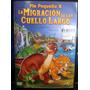 Pie Pequeño La Migración De Los Cuello Largo Dvd Original