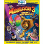 Blu-ray Madagascar 3 3d / Blu Ray 3d 2d Dvd