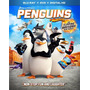 Blu-ray + Dvd -- Penguins Of Madagascar