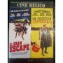 Dvd El Gran Escape + La Patrulla Infernal / Incluye 2 Films
