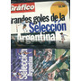 Grandes Goles De La Seleccion Argentina El Grafico Vhs + Rev