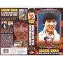 Jackie Chan El Mono Borracho Artes Marciales Vhs Importado