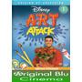 Art Attack Volumen 1 - Dvd Original - Fac. C - Almagro