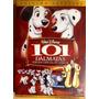 101 Dalmatas Con Cover - 2 Dvd - Buen Estado - Original!!!