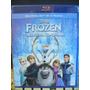 Frozen Una Aventura Congelada Blu Ray Nuevo Cerrado Original