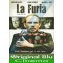 La Furia - Christian Slater - Dvd Original - Almagro - Fac C