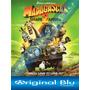 Madagascar 2 - Blu Ray Original - Almagro - Fac. C