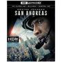 San Andreas - Terremoto 4k Blu-ray Ultra Hd + Blu-ray