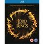El Señor De Los Anillos Bluray Pack 3 Bluray + 3 Dvd