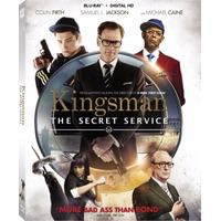 Blu Ray Kingsman: Servicio Secreto + Digital Hd Pilar O Caba