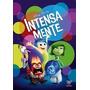 Dvd Disney Intensamente + Poster : Original Nuevo Sellado