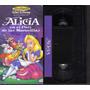 Alicia En El Pais De Las Maravillas Disneyvhs (cassette)