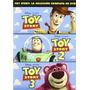 Dvd Box 3 Discos Dvd / Toy Story 1 2 Y 3 / Nuevo Original