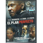 El Plan Perfecto Denzel Washington Dvd Original