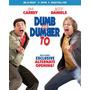Blu-ray Dumb & Dumber To / Tonto Y Retonto 2 / Bd + Dvd