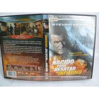 Nacido Para Desatar El Infierno Seagal Dvd Original 1bo