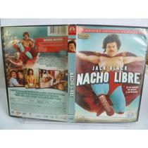 Nacho Libre Dvd Original 1bq
