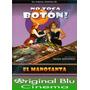 No Toca Botón - El Manosanta - Dvd Original- Almagro- Fac. C