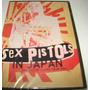 Sex Pistols Live In Japan Dvd Sellado