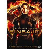 Dvd Los Juegos Del Hambre Sinsajo Original Estreno Nuevo