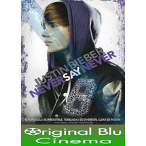 Justin Bieber Never Say Never - Dvd Original - Almagro