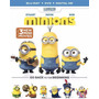 Blu Ray Minions Dvd Original