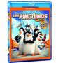 Blu-ray Pinguinos De Madagascar 3d / Penguins Of Madagascar
