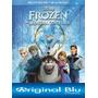 Frozen Una Aventura Congelada - Blu Ray Original - Almagro