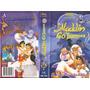 Aladdin Y Los 40 Ladrones Walt Disney Dibujos Animados Vhs