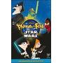 Dvd Animacion Phineas Y Ferb: Star Wars Dvd Original Y Nuevo