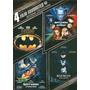 Dvd Batman Collection / Incluye 4 Films