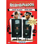 Rebobinados - Dvd - Buen Estado - Original!!!