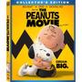 Blu-ray The Peanuts Movie / Snoopy & Charlie Brown / Bd+dvd