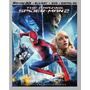 Blu-ray 3d The Amazing Spiderman 2 / El Hombre Araña / 3d+2d