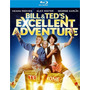 Blu-ray -- Bill & Ted Excellent Adventure