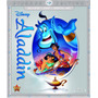 Blu Ray Aladdin Dvd Disney Diamond Edition