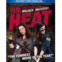 Blu-ray The Heat / Chicas Armadas Y Peligrosas