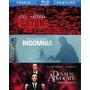 Blu-ray -- Seven/ Insomnia/ Devil