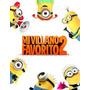 Dvd Mi Villano Favorito 2 Y Los Minions Original Nuevo Cerra