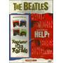 Dvd The Beatles: Atardecer De Un Dia Agitado + Help!