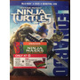 Blu-ray Tortugas Ninja (2014) Bd + Dvd + Mascara Ninja
