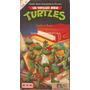Las Tortugas Ninja Vol 17 Turtles Vhs Dibujos Animados